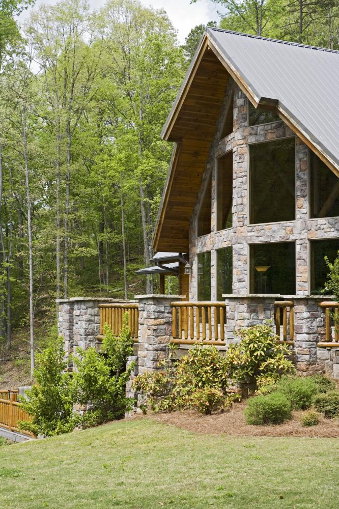 Log Home Builder in Alabama - Barna Log Homes